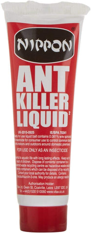 3 x Nippon Ant Killer Liquid 25g