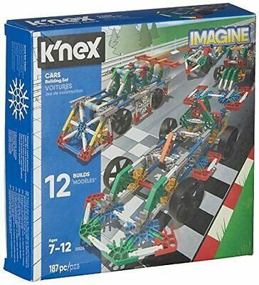 K'Nex Cars Building Set Engineering Education Toy