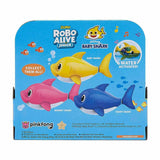ZURU Robo Alive Mommy & Daddy Shark Bath Toy