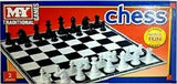 MY Traditional Games Chess Classic Family Games