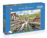 Gibsons Ye Olde Mill Tavern Jigsaw Puzzle 1000 pcs