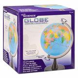 Earth Globe Rotating Map Science Atlas Explorer