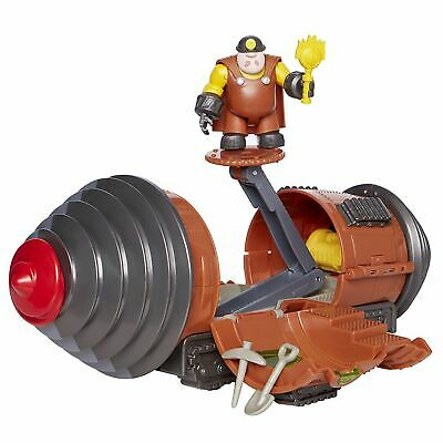 Incredibles 2 Underminer Vehicle Tunneler Playset