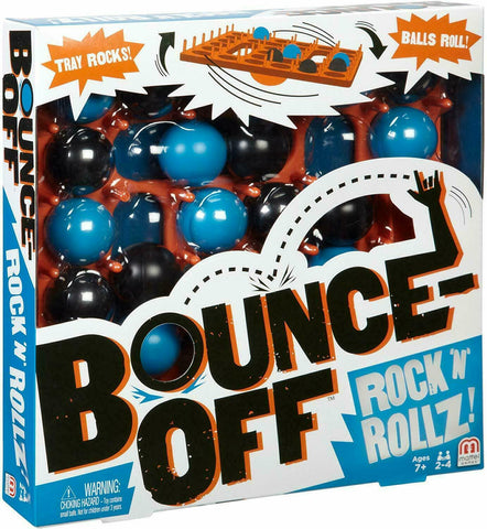 Mattel Bounce-Off DNG25 Rock 'N' Rollz Board Game