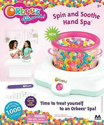 Orbeez Spin and Sooth Hand Spa Playset