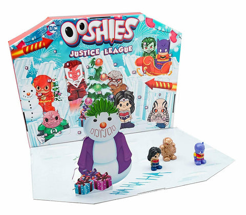 Ooshies DC Justice League Advent Calendar