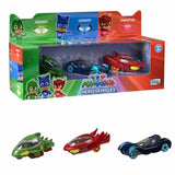 PJ Masks 3 inches Die-Cast Vehicles Pack of 3