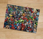 Marvel Clementoni 39411 Impossible Puzzle