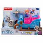 Fisher-Price Little People Frozen Kristoff's Sleigh