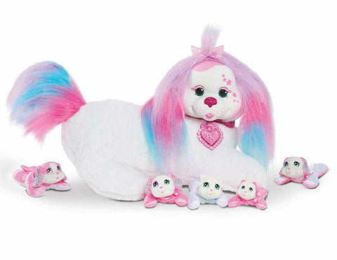 JP Puppy Surprise Missy and Puppies Plush
