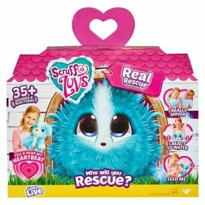 Scruff a Luvs Real Rescue Electronic Pet
