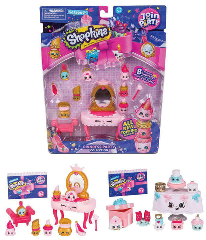 Shopkins HPK78101 Deluxe Pack Princess