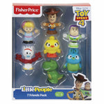 Disney Toy Story 4 Little People 7 Figure Pack