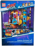 The Lego Movie Bumper Stationery Set