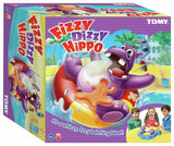 TOMY 2+ Players Fizzy Dizzy Hippo Game - 4+ Years
