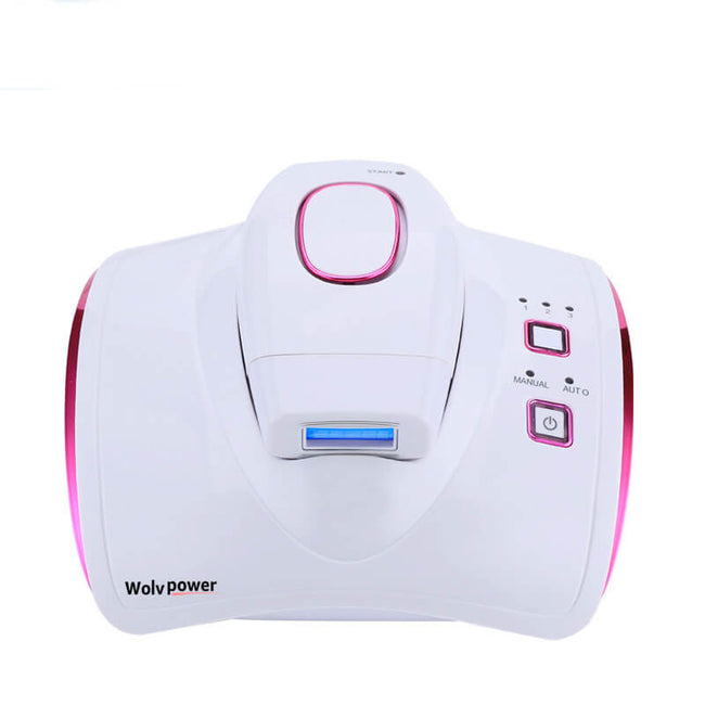 3 in 1 IPL RF Permanent Laser Hair Removal Machine At Home | Wolvpower