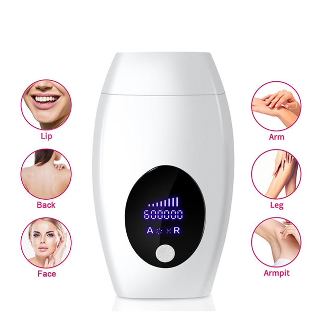 Permanent Ipl Laser Hair Removal Machine 600000 Flashes Wolvpower