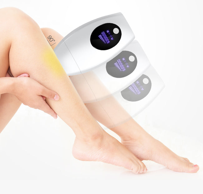 Permanent IPL Laser Hair Removal Machine 600000 flashes