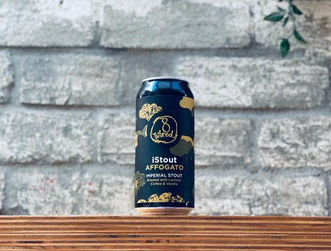 8 Wired iStout Affogato Imperial Stout (440ml)