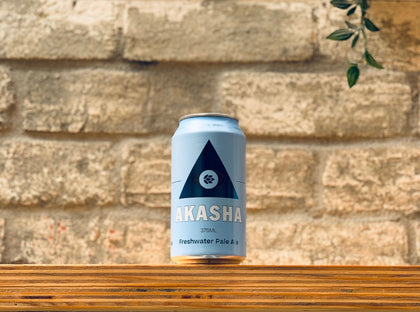 Akasha Brewing Co. Freshwater Pale Ale (375ml)