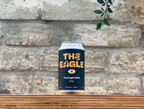 Akasha Project The Eagle IIIIPA (375ml)