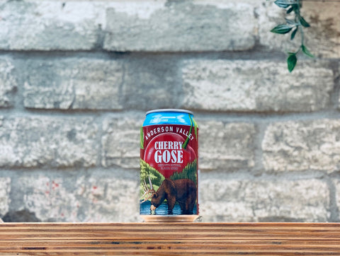 Anderson Valley Cherry Gose (375ml)
