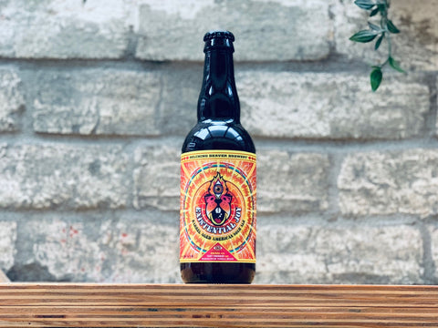 Belching Beaver Existential Joy Barrel Aged American Sour Ale (375ml Bottle)