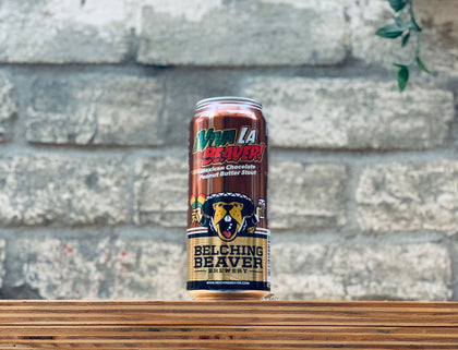 Belching Beaver Viva La Beaver Mexican Chocolate Peanut Butter Stout (473ml)