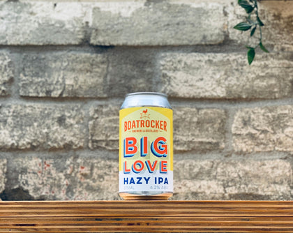 Boatrocker Big Love Hazy IPA (375ml)