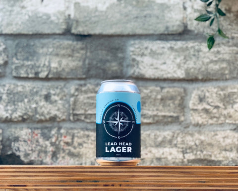 Braeside Brewing Co. Lead Head Lager (355ml)
