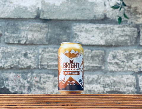 Bright Brewery Blowhard Pale Ale (375ml)