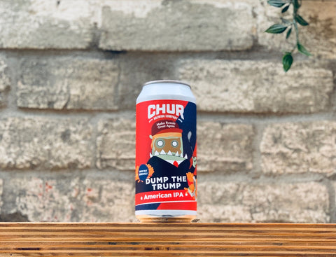 Chur Dump The Trump American IPA (440ml)