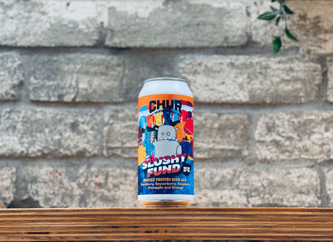 Chur Slushy Fund Heavily Fruited Sour (440ml)