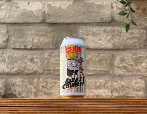 Chur Here's Churly West Coast IPA (440ml)