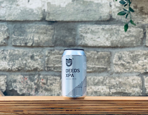 Deeds Brewing Deeds XPA (375ml)