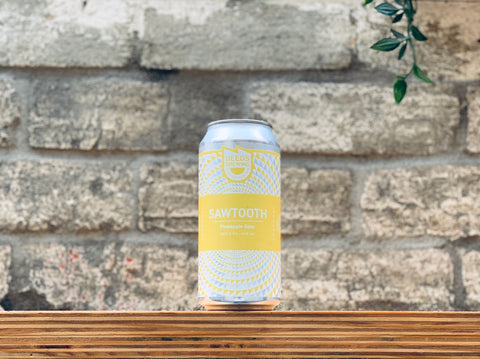Deeds Brewing Sawtooth Pineapple Sour (440ml)