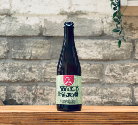 8 Wired Wild Feijoa Sour '17 (500ml)
