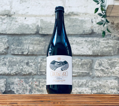 Garage Project Chateau Aro Pinot Noir Juice Dark Lager (750ml)