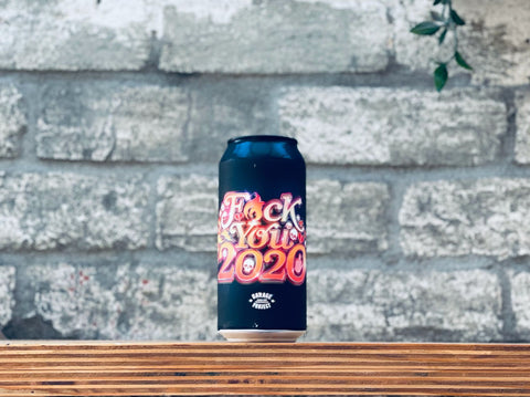 Garage Project F*ck You 2020 Hazy DIPA (440ml)
