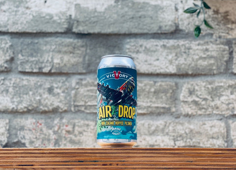Garage Project x Victory Brewing Air Drop NZ Hopped Pilsner (440ml)