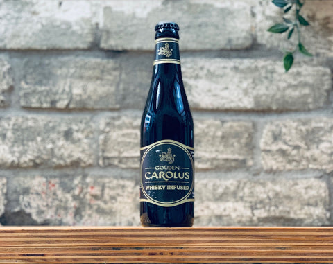 Gouden Carolus Whisky Infused (330ml)