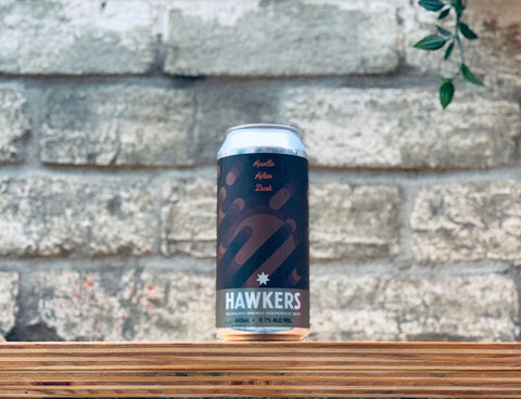 Hawkers Apollo After Dark Stout (440ml)