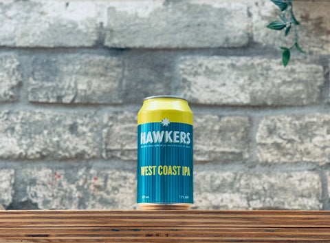 Hawkers West Coast IPA (375ml)