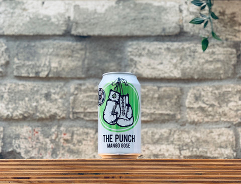 Hop Nation The Punch Mango Sour (375ml)