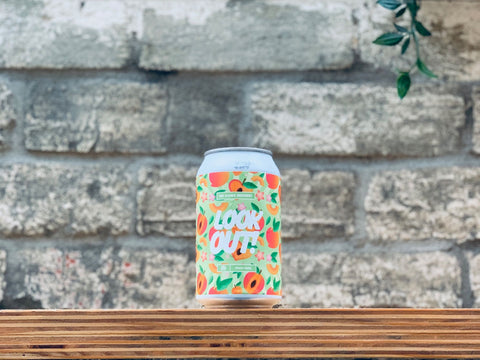 Mr Banks Look Out Peach Gose (355ml)