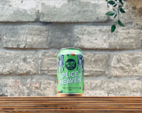 Moon Dog Brewery Splice Of Heaven Pine-Lime Ice Cream IPA (330ml)