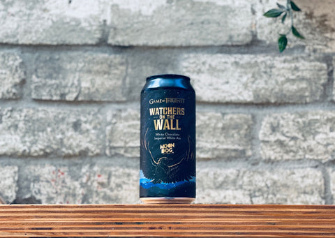 Moon Dog x GOT Watchers On The Wall White Chocolate Imperial White Ale (440ml)
