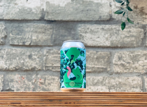Tallboy & Moose x Noisy Ritual Natty Lime Squeezer Wine Sour (375ml)