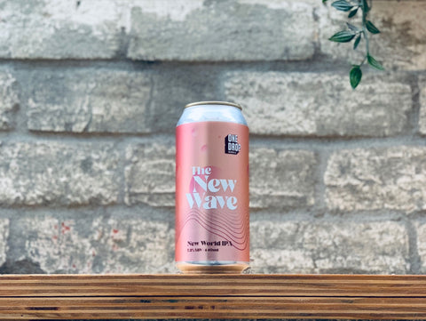 One Drop Brewing Co. The New Wave New World IPA (440ml)