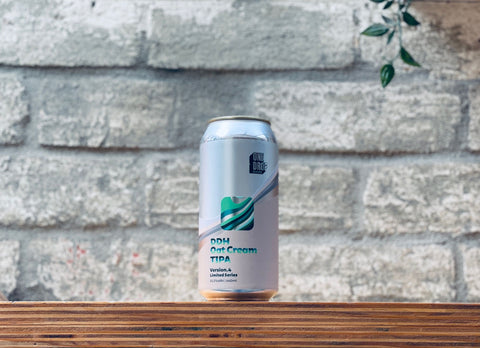 One Drop Brewing Co. DDH Oat Cream TIPA Vers. 4 (440ml)